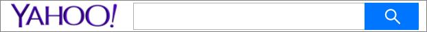Image of the Yahoo奇摩 search bar.